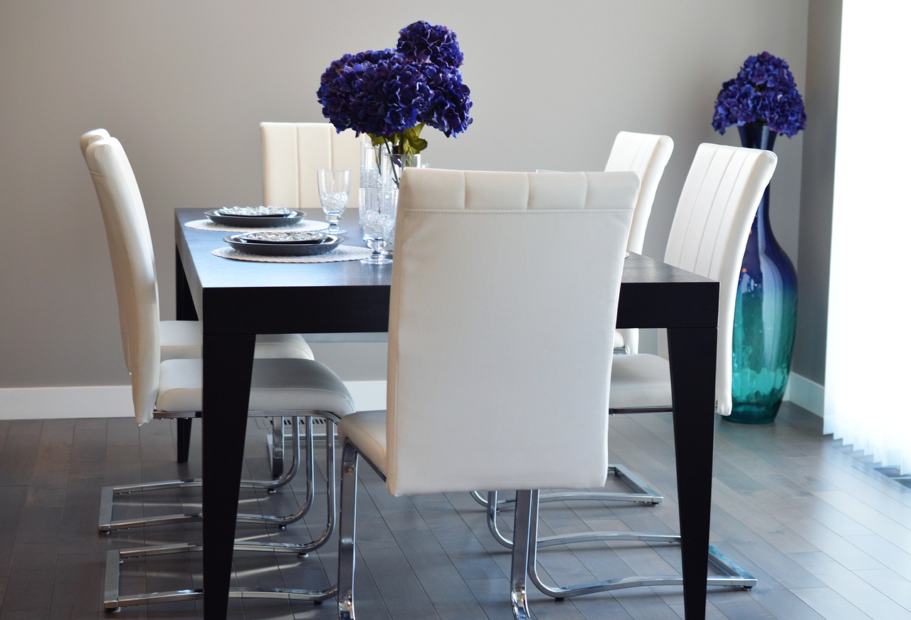 Składane krzesła do jadalni