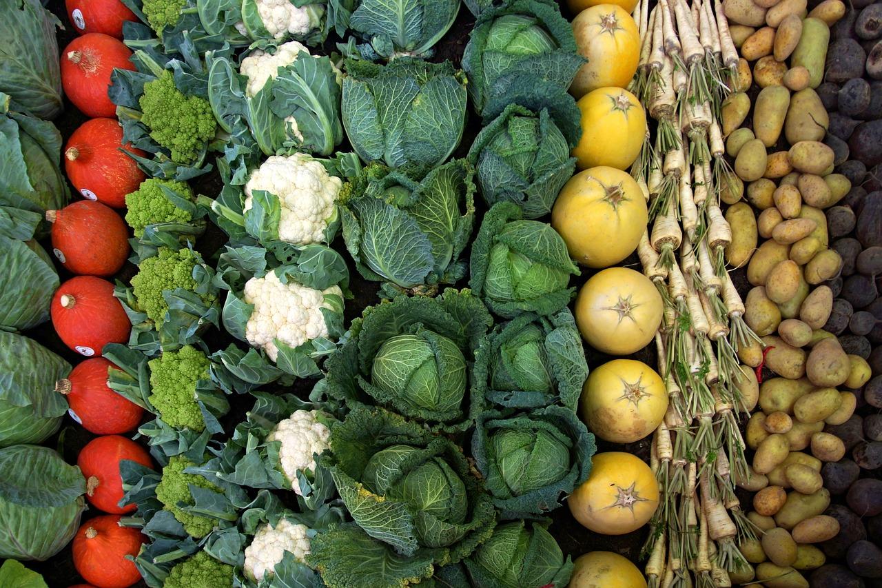 Jak zdrowe są warzywa?