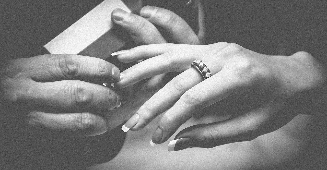 Wyjątkowe zaręczyny