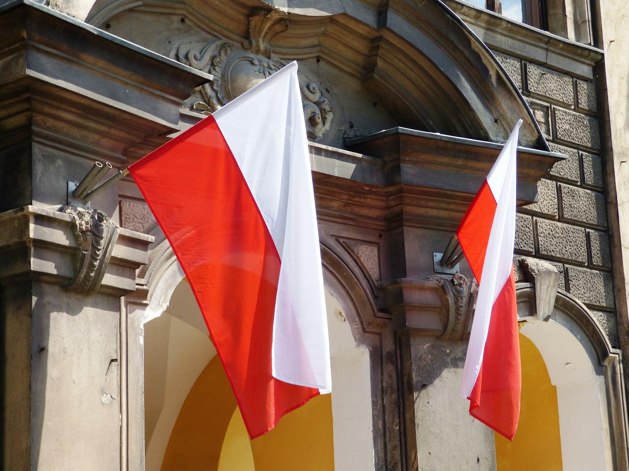 Barwy flagi Polskiej